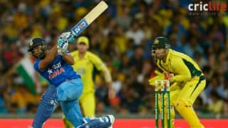 13 interesting statistical highlights from the 5th ODI between Australia and India at Sydney