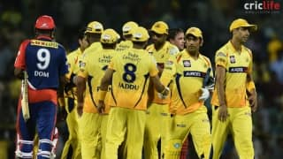 Five one-run victories in IPL history