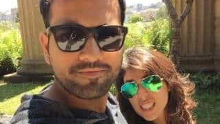 "Rohit Sharma's fiancée celebrates birthday of the ""cutest little guy in the whole world"""