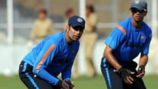 Ever wondered what Rahul Dravid and VVS Laxman discussed while fielding at slips?