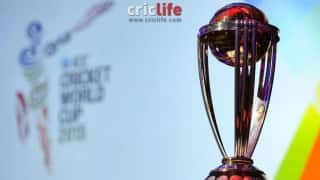 ICC Cricket World Cup 2015 Schedule: Complete Squads, Fixtures and Time Table