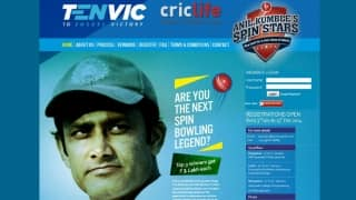 Anil Kumble's Spin Stars: Leg-spin legend to mentor youngsters