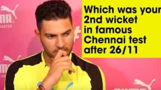 VIDEO: When Yuvraj Singh took a cricket quiz
