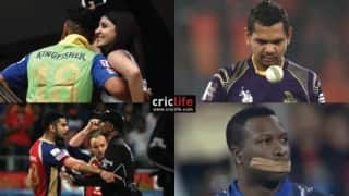 10 controversies from IPL 2015