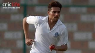 Mohammad Amir gearing up to resume his career
