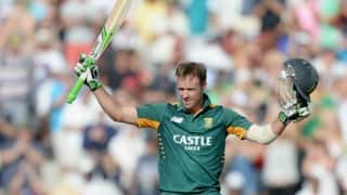 VIDEO: South African cricketers hail AB de Villiers on his 200th ODI with some incredible stats