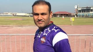 Virender Sehwag to play dual role for the Gemini Arabians in MCL
