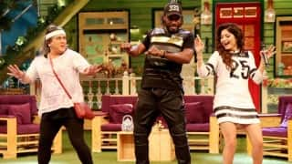 Photos: When Chris Gayle, Mika Singh and Kapil Sharma set the stage on fire