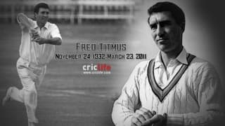 Fred Titmus: Life and times