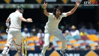 Fuming Ishant Sharma leaves Gabba because of no vegetarian food