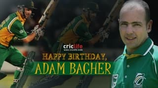 Adam Bacher: 7 facts about the South African batsman