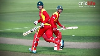 ICC World Cup 2015: Moods and moments from Zimbabwe vs United Arab Emirates, Saxton Oval