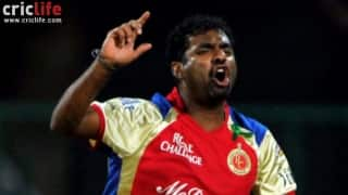 Muttiah Muralitharan appointed bowling coach and team mentor for Sunrisers Hyderabad