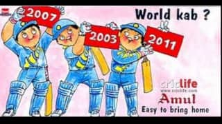 India knocked out of the ICC Cricket World Cup 1999