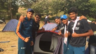 Video: When the Indian Under-19 World Cup team trained at the iconic village where Sholay was shot