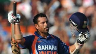 Happy birthday Sachin Tendulkar: Top 5 ODI knocks from the little master