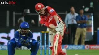 'Reshuffling the batting order cost the game against Rajasthan Royals', feels George Bailey