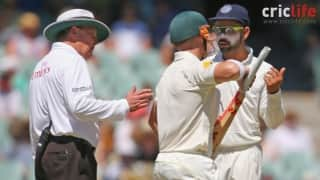 India vs Australia, 1st Test, Day Four: Pick of the tweets