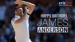 James Anderson: 11 statistics that reflect the England pacer's greatness