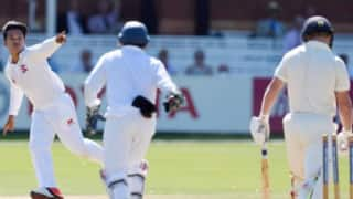 Watch Nepal's winning moment against MCC at Lord's