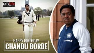 Chandu Borde: 10 facts about the former India all-rounder