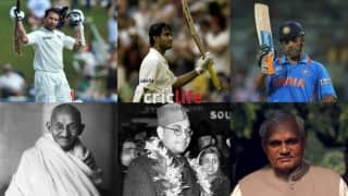 If Indian cricketers were freedom fighters, who would represent whom?