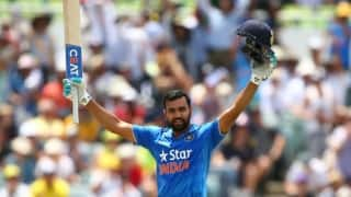 Rohit Sharma requests ICC to allow him to wear blue jersey in Test matches