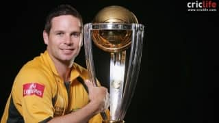 Brad Hodge's life and times in pictures