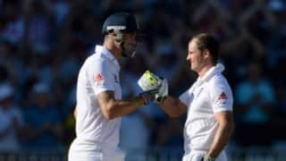 Kevin Pietersen and Andrew Strauss: It is peace, finally!