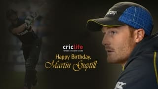Martin Guptill: 15 interesting facts about the silent assailant