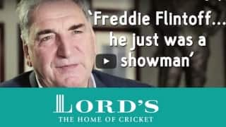Video: Jim Carter, Stephen Fry and others talk about their favourite current cricketers