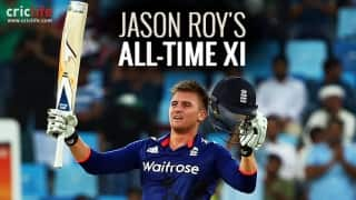 Sachin Tendulkar only Indian in Jason Roy's All-Time XI