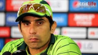 Misbah-ul-Haq: It was an honour for me to represent my country