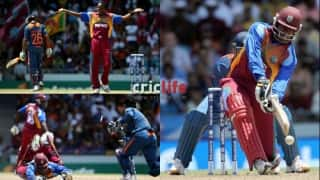 India vs West Indies: Past T20I encounters