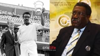 Clive Lloyd: Gains in weight and stature