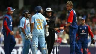 Never mess with Dada: Watch Sourav Ganguly teach 'arrogant' Stuart Broad a lesson