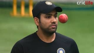 Rohit Sharma to save Rhinos!