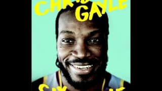 Chris Gayle's first book 'Six-machine' to be released in June