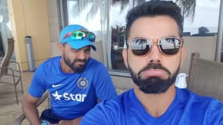 'Bored' Virat Kohli finally spends some good time after rain washes out Day 4 of the Fourth Test