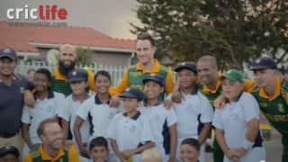 When AB de Villiers, Dale Steyn, Hashim Amla surprised a young fan