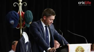 Phillip Hughes funeral: Cricketers share grief as millions all over the world watch telecast with sadness