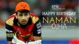 Naman Ojha: 15 interesting facts about the talented Indian stumper