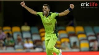 Wahab Riaz: There isn't any real advantage of the two new-ball rule for bowlers