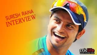Criclife Exclusive: 20 questions with Suresh Raina