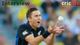 Wasim Akram and Dale Steyn are my idols: Trent Boult