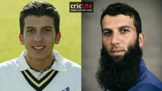 Moeen Ali: A teenage prodigy to 'T​he beard that's feared'