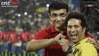 Tendulkar and Ganguly: When the legends faced off in the ISL final