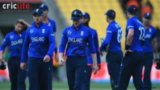 England probably missing out gaining from the high-pressure matches of IPL