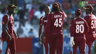 ICC World Cup 2015: West Indies announce squad