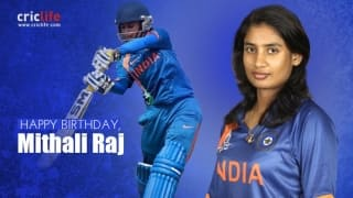 Mithali Raj: 37 interesting facts about India's best batswoman